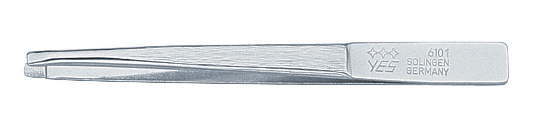 Becker-Manicure YES Пинцет прямой 8см. 9610128032022Пинцет прямой изготовлен из высокоуглеродистой стали и предназначен для коррекции бровей, удаления волос и заноз.Длина пинцета 8 см.Хранить в сухом недоступном для детей месте. Замена изделия не осуществляется в следующих случаях:- Использование не по назначению- Самостоятельный ремонт- Нарушение условий хранения