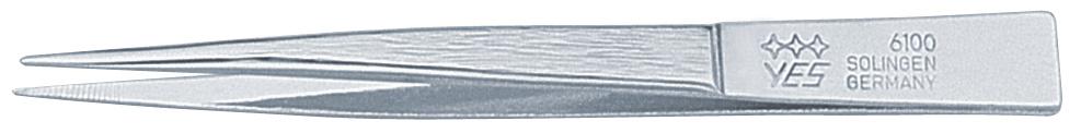 Becker-Manicure YES Пинцет. 961001301210Пинцет имеет острые кончики, что позволяет легко захватывать одиночные волоски, не повреждая кожу. Пинцет изготовлен из высокоуглеродистой стали и предназначен для коррекции бровей, удаления волос и заноз. Длина пинцета 8 см.Хранить в сухом недоступном для детей месте.Срок годности не ограничен.Замена изделия не осуществляется в следующих случаях:- Использование не по назначению- Самостоятельный ремонт- Нарушение условий хранения