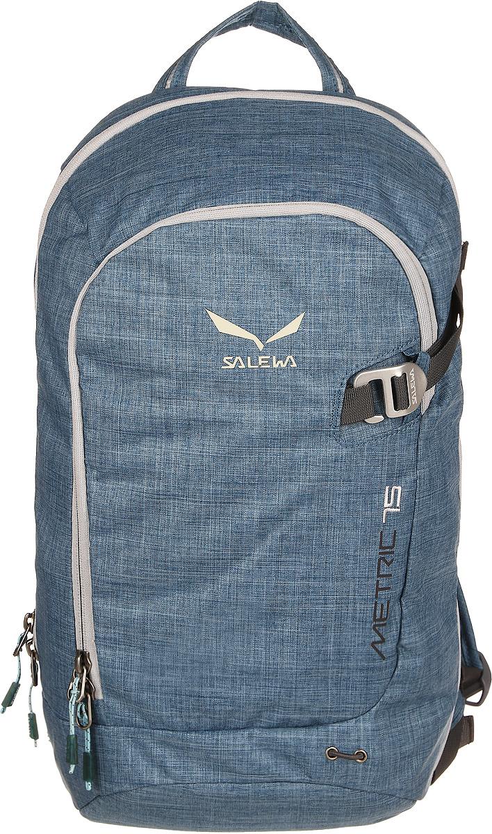 Рюкзак городской Salewa  Metric 15 , цвет: голубой, 15 л. 1127_8520 - Рюкзаки