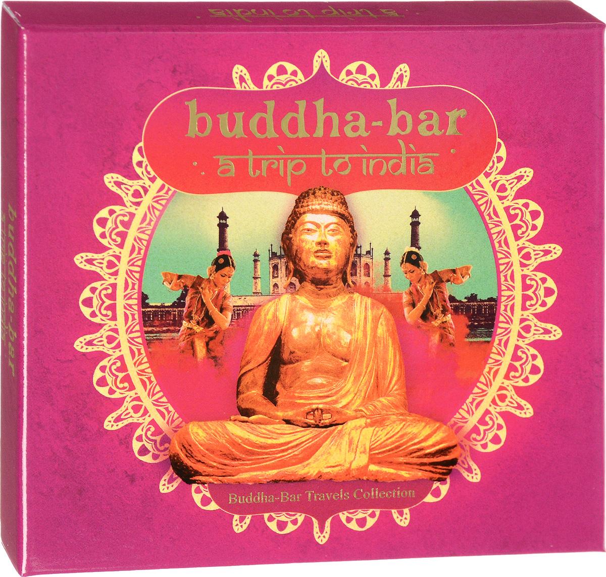 Zakazat.ru: Buddha Bar. A Trip To India (2 CD)