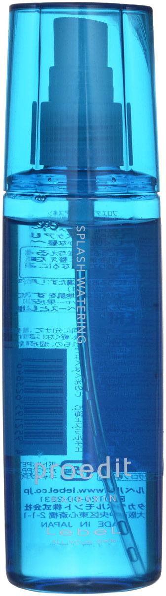 Lebel Proedit Увлажняющий лосьон Свежесть Hairskin Splash Watering 120 г3686лпНасыщает кожу головы и волосы живительной влагой. В основе лосьона лежит компонент Lipidure, способность которого сохранять влагу, превосходит возможности гиалуроновой кислоты. Lipidure обладает сильным увлажняющим действием и свободной растворимостью в воде. Он глубоко проникает в кожу головы и волосы, сохраняя здоровый гидролипидный баланс. Увлажняющий лосьон «Свежесть» Lebel Proedit Hairskin имеет бодрящий аромат. В состав входит: Яблоко - помогает сконцентрироваться. Роза - расслабляет и помогает бороться со стрессом, услучшает сон, создает теплую и уютную амиосферу. Ландыш - успокаивает. Мускус - успокаивает.