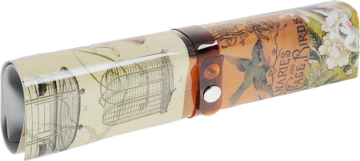 Пенал-органайзер для мелочей Феникс-Презент Птицы, 25 х 20 см пеналы magic home пенал органайзер птицы