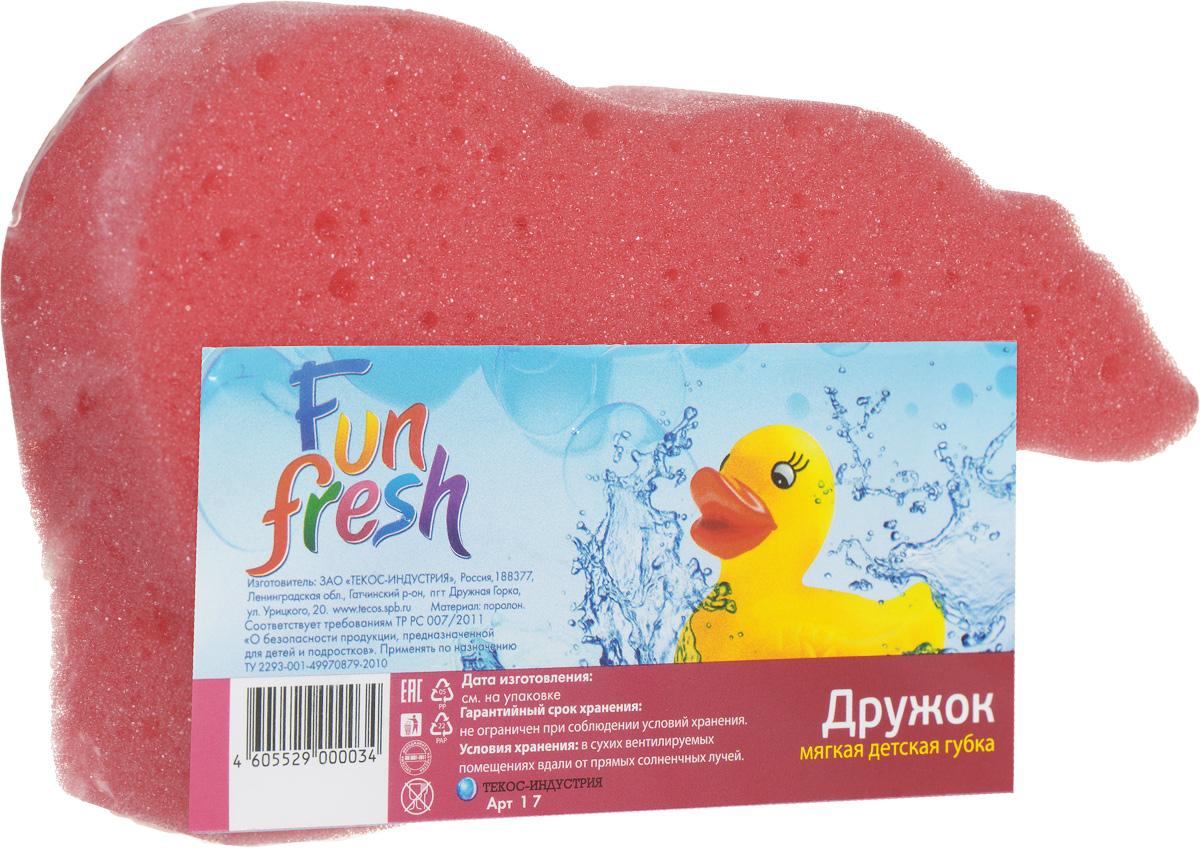 Fun Fresh Губка детская