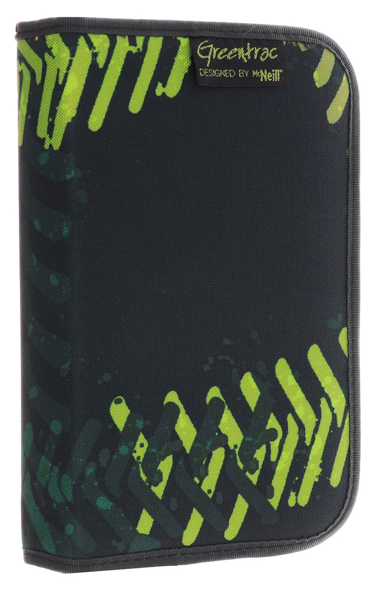 McNeill Пенал Гринтрак цвет зеленый 90721640009072164000