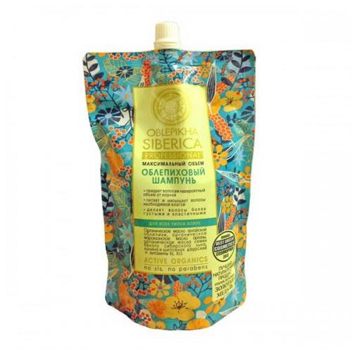 Natura Siberica Облепиховый шампунь для всех типов волос, 500 млMP59.4DПридает волосам максимальный объем, блеск и густоту, защищая от термовоздействия при горячей укладке. Оживляет и приподнимает волосы от корней, не утяжеляя их. Входящие в состав шампуня витамины и аминокислоты питают и восстанавливают волосы. После применения шампуня волосы приобретают волнительную красоту и головокружительный объем. Масло алтайской облепихи и марокканское масло арганы и масло семян белого сибирского льна способствуют образованию кератина, обеспечивающего волосам прочность и блеск. Крапива и шиповник даурский сохраняют влагу глубоко в структуре волос. В основу новой линии OBLEPIKHA SIBERICA PROFESSIONAL был взят уникальный и драгоценный ингредиент – алтайская облепиха - cамая полезная и богатая жизненно важными веществами. В связи с суровым климатом и сильными морозами она обладает адаптогенными свойствами, которые помогают нам сохранить красоту. Алтайская облепиха относится к числу лучших источников витаминов, незаменимых аминокислот, а также жирных кислот омега 3,6,9 и редкой омега 7, ответственных за здоровье и красоту. Масло Алтайской облепихи подходит для ухода за телом, лицом и волосами. Во всех средствах серии OBLEPIKHA SIBERICA PROFESSIONAL в высокой концентрации содержится масло алтайской облепихи, полученное методом холодного отжима из отборных ягод, собранных вручную. Именно этим и отличается новая серия косметики Natura Siberica.