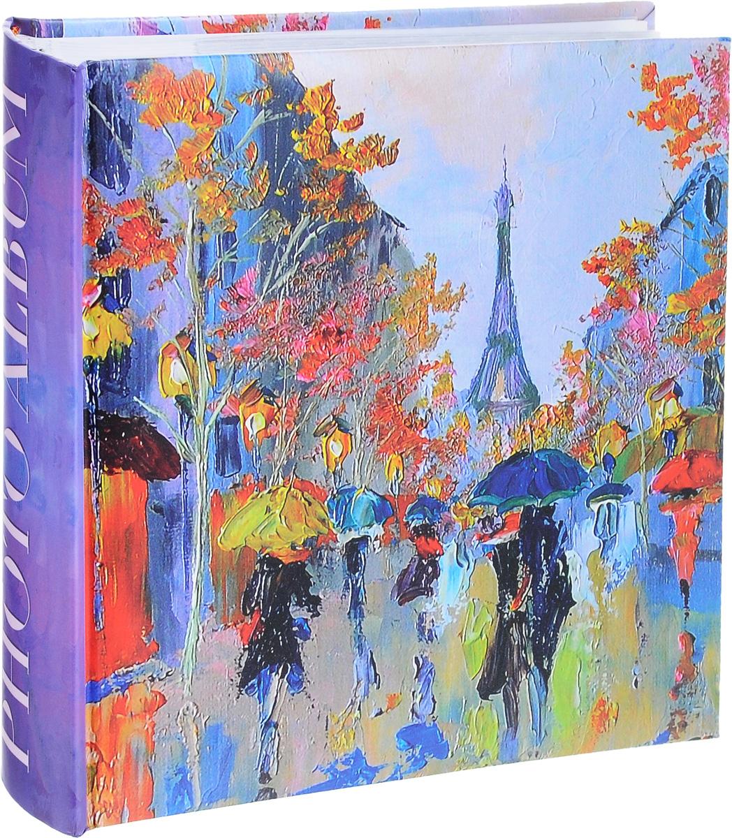 """Фотоальбом Феникс-Презент """"Дождь в Париже"""", 200 фотографий, 15 х 10 см"""