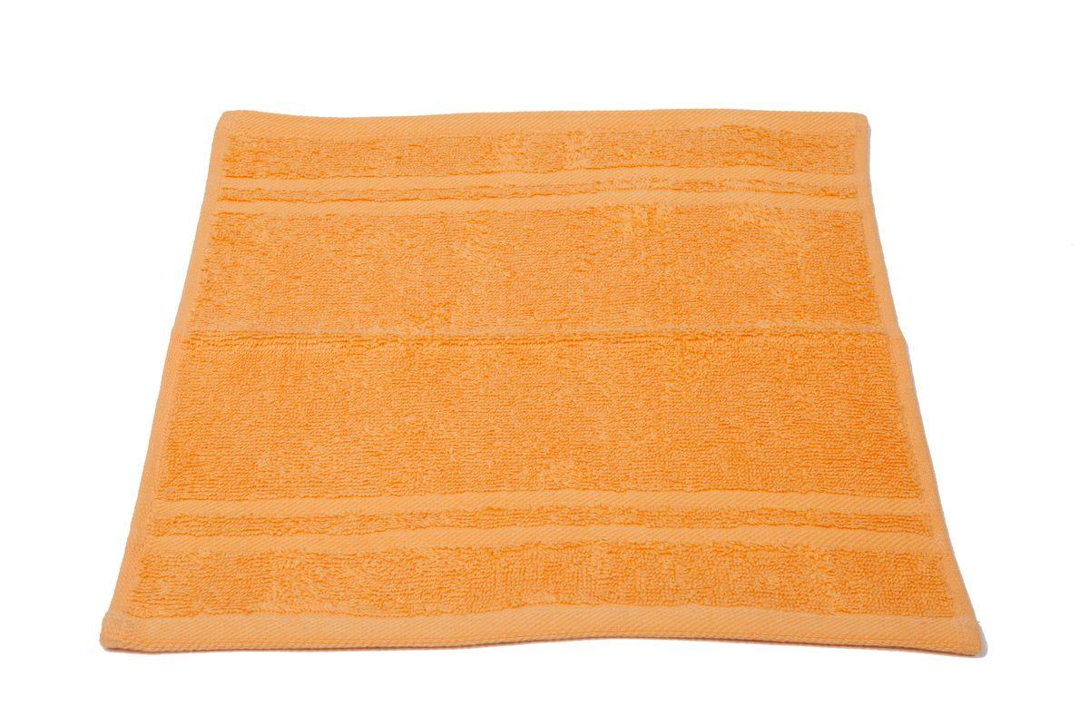 Полотенце махровое Arloni Marvel, цвет: оранжевый, 40 x 70 см. 44031.125051 7_желтыйПолотенце Arloni Marvel, выполненное из натурального хлопка, подарит вам мягкость и необыкновенный комфорт в использовании. Ткань не вызывает аллергических реакций, обладает высокой гигроскопичностью и воздухопроницаемостью. Полотенце великолепно впитывает влагу, нежное на ощупь не теряет своих свойств после многократной стирки.