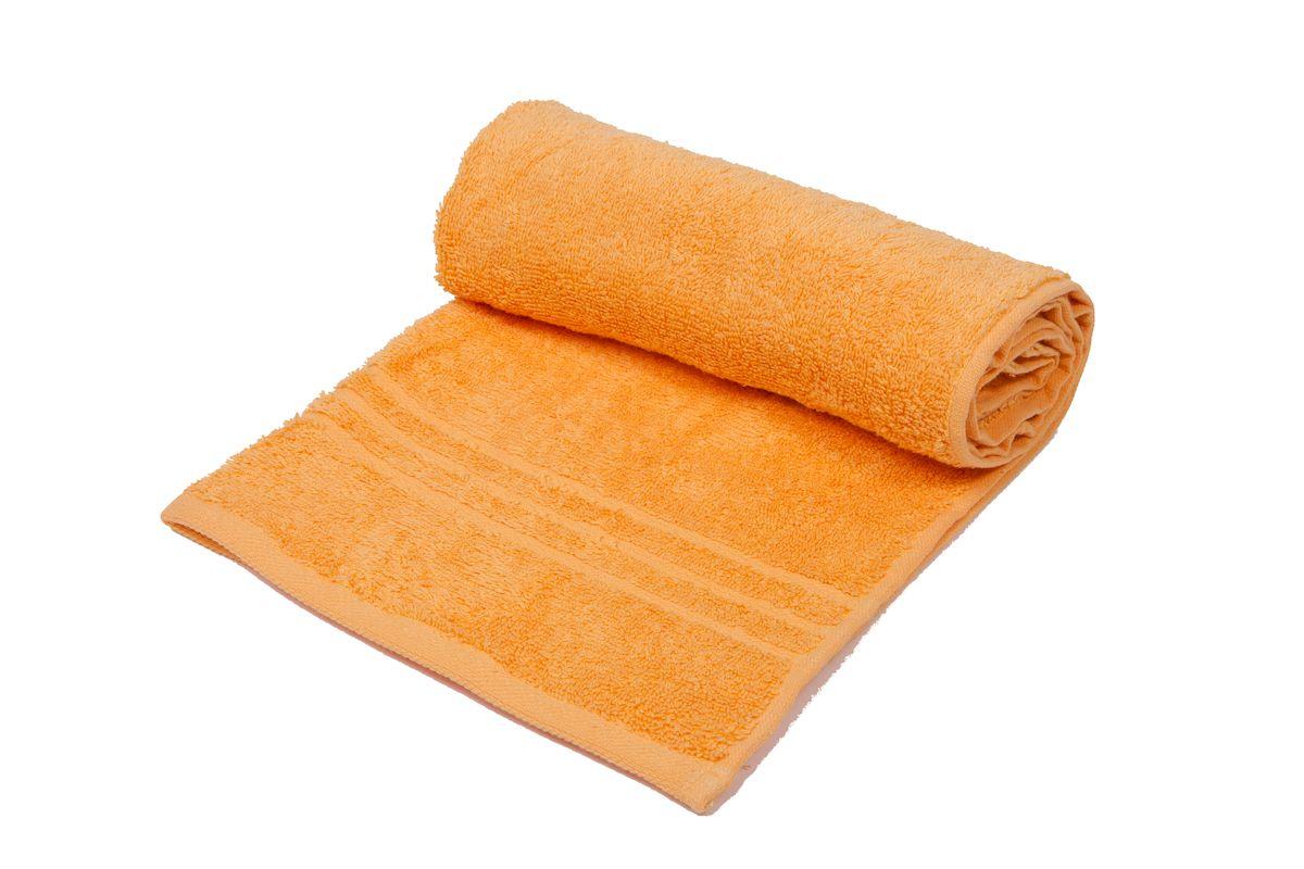 Полотенце махровое Arloni Marvel, цвет: оранжевый, 70 x 140 см. 44031.312727Полотенце Arloni Marvel, выполненное из натурального хлопка, подарит вам мягкость и необыкновенный комфорт в использовании. Ткань не вызывает аллергических реакций, обладает высокой гигроскопичностью и воздухопроницаемостью. Полотенце великолепно впитывает влагу, нежное на ощупь не теряет своих свойств после многократной стирки.