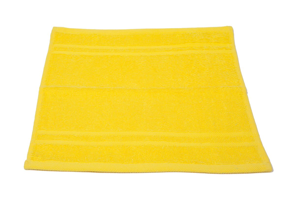 Полотенце махровое Arloni Marvel, цвет: желтый, 40 x 70 см. 44036.1391602Полотенце Arloni Marvel, выполненное из натурального хлопка, подарит вам мягкость и необыкновенный комфорт в использовании. Ткань не вызывает аллергических реакций, обладает высокой гигроскопичностью и воздухопроницаемостью. Полотенце великолепно впитывает влагу, нежное на ощупь не теряет своих свойств после многократной стирки.