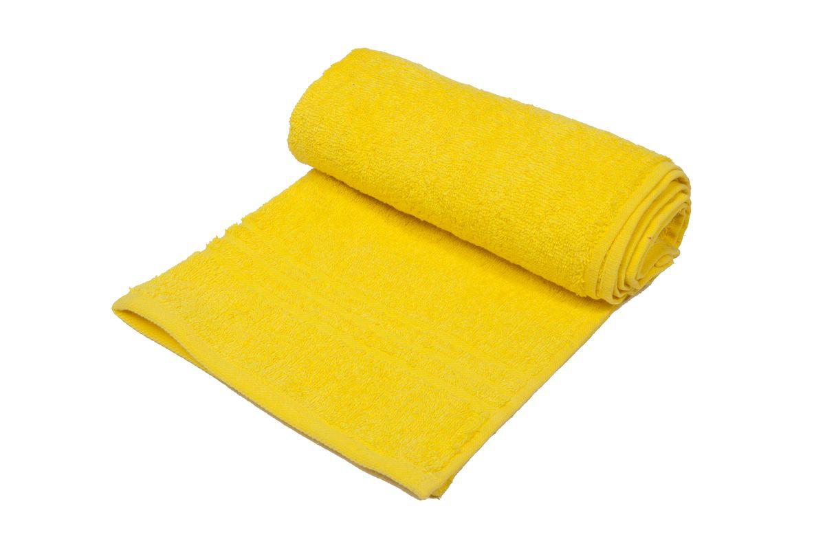 Полотенце махровое Arloni Marvel, цвет: желтый, 70 x 140 см. 44036.3391602Полотенце Arloni Marvel, выполненное из натурального хлопка, подарит вам мягкость и необыкновенный комфорт в использовании. Ткань не вызывает аллергических реакций, обладает высокой гигроскопичностью и воздухопроницаемостью. Полотенце великолепно впитывает влагу, нежное на ощупь не теряет своих свойств после многократной стирки.