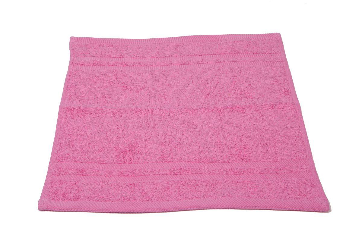 Полотенце махровое Arloni Marvel, цвет: розовый, 40 x 70 см. 44038.1RC-100BWCПолотенце Arloni Marvel, выполненное из натурального хлопка, подарит вам мягкость и необыкновенный комфорт в использовании. Ткань не вызывает аллергических реакций, обладает высокой гигроскопичностью и воздухопроницаемостью. Полотенце великолепно впитывает влагу, нежное на ощупь не теряет своих свойств после многократной стирки.