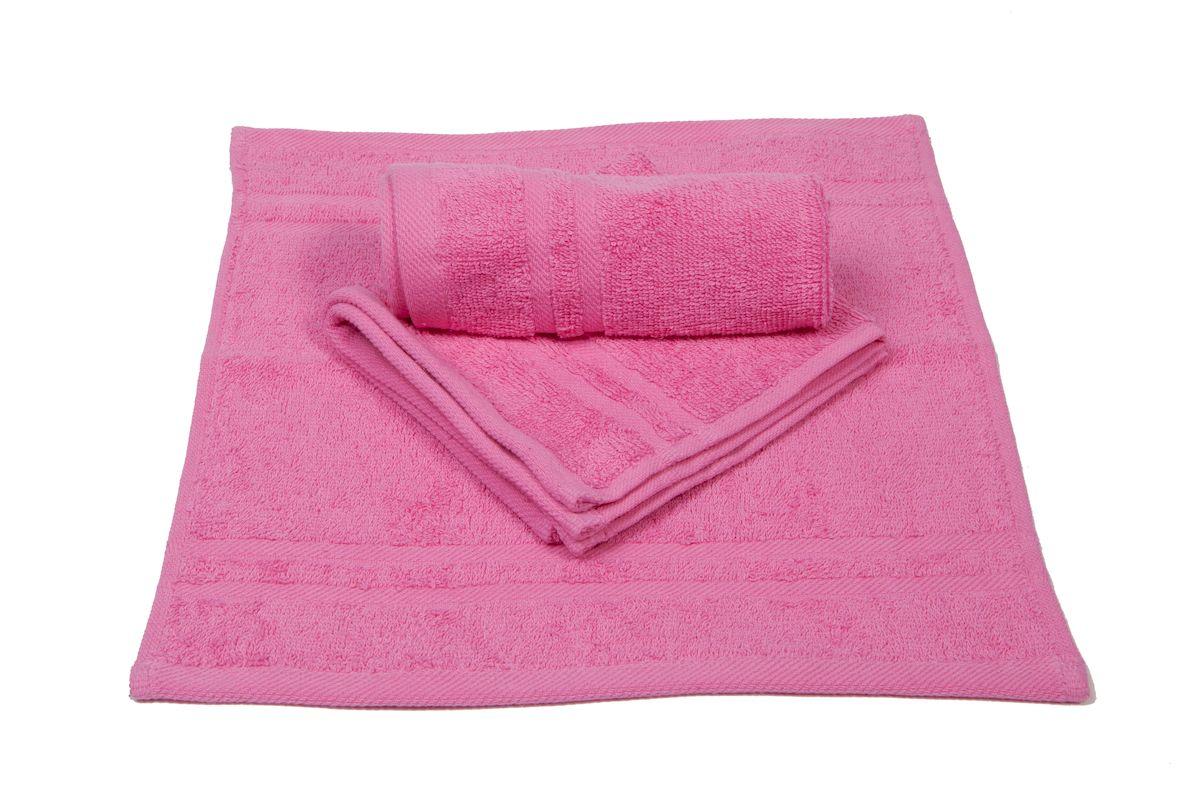 Набор махровых полотенец Arloni Marvel, цвет: розовый, 3 шт68/5/3Набор Arloni Marvel состоит из трех полотенец разных размеров. Полотенца, выполненные из натурального хлопка, подарят вам мягкость и необыкновенный комфорт в использовании. Ткань не вызывает аллергических реакций, обладает высокой гигроскопичностью и воздухопроницаемостью. Полотенца великолепно впитывают влагу, нежные на ощупь не теряют своих свойств после многократной стирки.