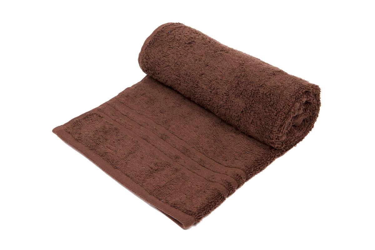 Полотенце махровое Arloni Marvel, цвет: шоколадный, 70 x 140 см. 44041.3391602Полотенце Arloni Marvel, выполненное из натурального хлопка, подарит вам мягкость и необыкновенный комфорт в использовании. Ткань не вызывает аллергических реакций, обладает высокой гигроскопичностью и воздухопроницаемостью. Полотенце великолепно впитывает влагу, нежное на ощупь не теряет своих свойств после многократной стирки.