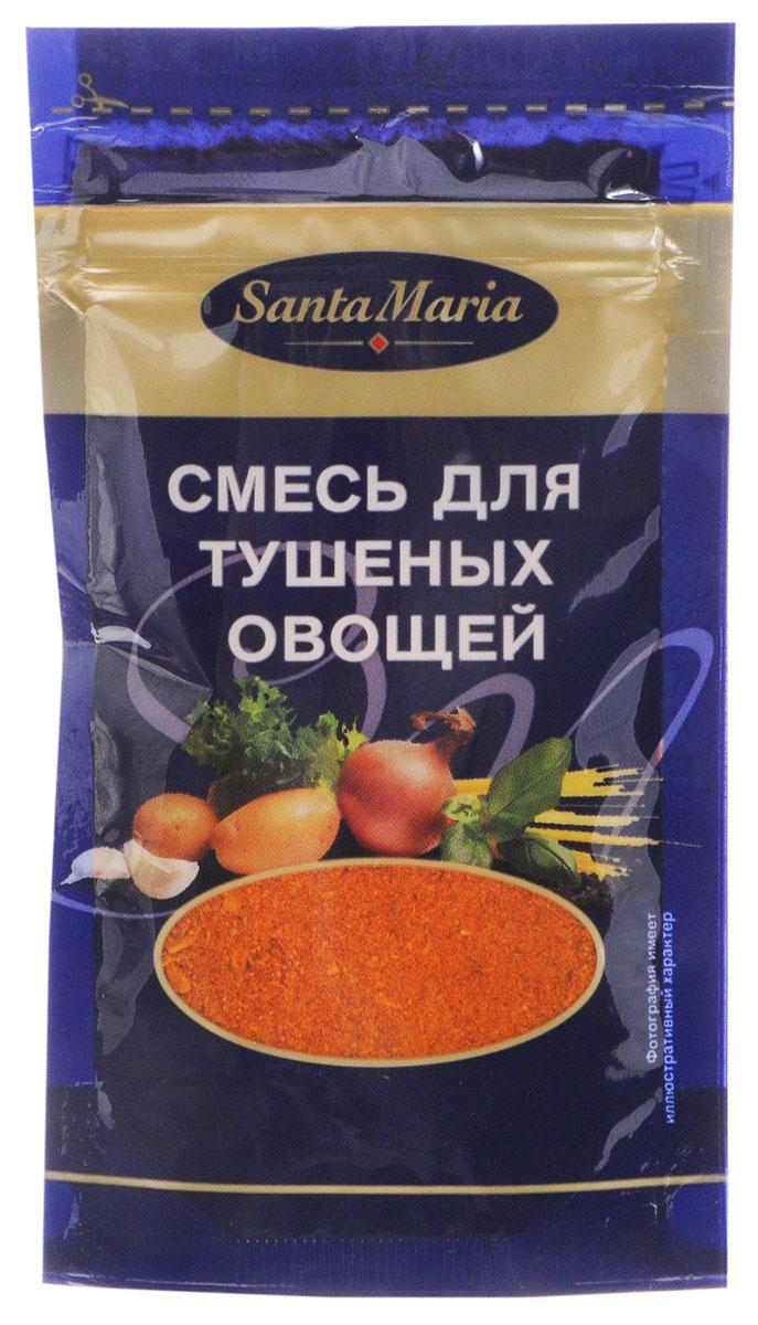 Santa Maria Смесь для тушеных овощей, 25 г0120710Смесь для тушеных овощей Santa Maria подходит для приготовления всех видов паэльи, морепродуктов и рыбы.