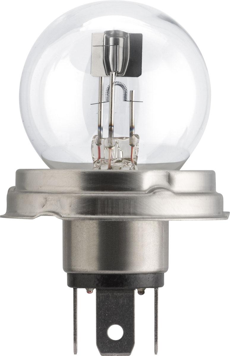 Лампа автомобильная галогенная Philips Vision, сигнальная, цоколь R2 (P45t), 12V, 45/40W. 12620C1531-402Автомобильная лампа Philips Vision изготовлена из запатентованного кварцевого стекла с УФ-фильтром Philips Quartz Glass. Кварцевое стекло в отличие от обычного стекла выдерживает гораздо большее давление и больший перепад температур. При попадании влаги на работающую лампу, лампа не взрывается и продолжает работать. Лампа Philips Vision производит на 30% больше света по сравнению со стандартной лампой, благодаря чему стоп-сигналы или указатели поворота будут заметны с большего расстояния. Лампа Philips Vision отличается высокой эффективностью, соответствуя всем современным требованиям.