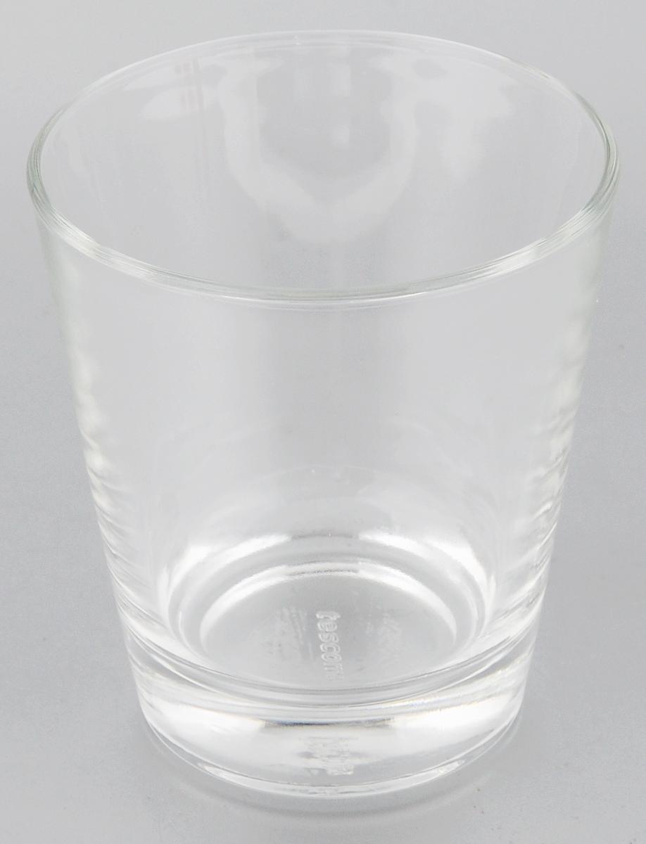 Стакан Tescoma Vera, 300 млVT-1520(SR)Стакан Tescoma Vera изготовлен из прочного прозрачного стекла. Элегантный стакан для сервировки напитков станет практичным приобретением для любой кухни. Можно мыть в посудомоечной машине. Диаметр (по верхнему краю): 8,5 см. Высота стакана: 10 см.