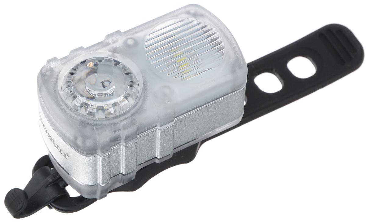 Передний габаритный фонарь Dosun DC200, с зарядкой от USB передний габаритный фонарь dosun diamond d80 черный