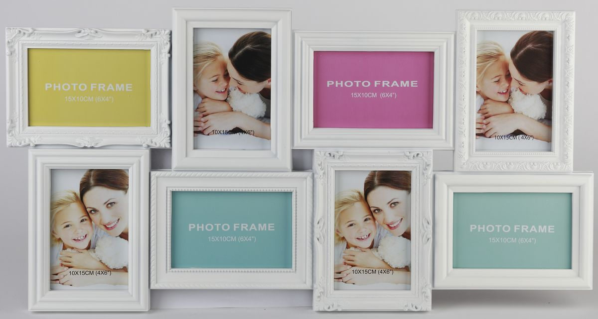 Фоторамка Image Art, на 8 фото, 10 х 15 см. PL19-8