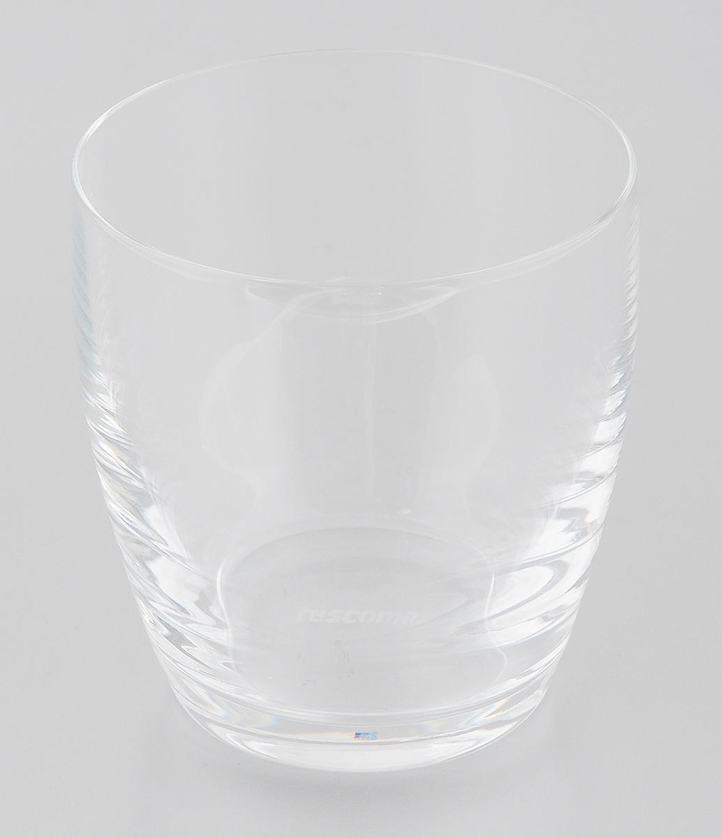 Стакан Tescoma Crema, 350 мл306020Стакан Tescoma Crema, изготовлен из прочного боросиликатового стекла, прекрасно дополнит интерьер вашей кухни. Изящный дизайн стакана придется по вкусу и ценителям классики, и тем, кто предпочитает утонченность и изысканность. Стакан Tescoma Crema станет хорошим подарком к любому празднику.Изделие пригодно для микроволновой печи, холодильника, морозильника и посудомоечной машины.Диаметр (по верхнему краю): 8 см.Высота: 9 см.