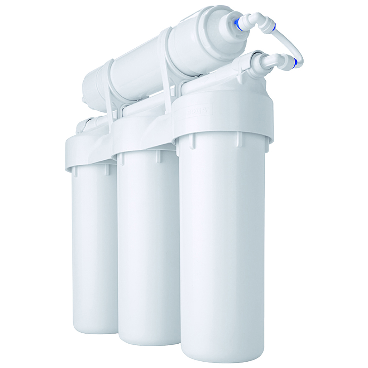 Водоочиститель Prio Praktic. EU312, с защитой от перепадов давленияBL505В новой линейке Praktic соединены проверенные временем традиционные решения на базе стандартных 10-дюймовых картриджей с современными техническими решениями 21 века и немецкими технологиями от компании Prio®.Фильтры серии Praktic превосходно очищают водопроводную воду от всех самых опасных загрязнений, в том числе хлора и хлорной органики, механических примесей, канцерогенов, тяжелых металлов и т.д., улучшают вкус воды, устраняют посторонние запахи. В результате воду можно пить без кипячения, готовить на её основе еду и напитки даже для грудных детей.Ключевые особенности фильтров серии Praktic, выгодно отличающие их от большинства систем других производителей:- благодаря армированному корпусу и увеличенному количеству витков резьбы в местах соединения - выдерживают максимальное ударное давление до 28 атм, 100 тыс гидроударов (по методике тестирования целостности согласно NSF 58)- цельнолитая «голова» исключает вероятные протечки в местах соединения- гасители гидроудара на входе и выходе повышают надежность в процессе эксплуатации- улучшенная засыпка картриджей от ведущих поставщиков США, Индонезии и Германии гарантирует прекрасное качество очистки на протяжении всего срока службы- гарантия 2 года- все заявленные показатели подтверждены независимым тестированием НИИ СантехникиТолько фильтры Praktic от компании Prio имеют уникальную возможность - расширяемость постфильтрами из старшей линейки Expert® (добавление 4-й, 5-й и т.д. ступеней очистки, в том числеультрафильтрации,шунгитаи др.), а также апгрейд до системы обратного осмоса с сохранением ранее вложенных инвестиций.Не зря данная серия фильтров -самое популярное решение для очистки водопроводной воды в квартире. Стандартизированные картриджи, простая схема подключения, широкий выбор моделей, недорогое и простое обслуживание делают данные фильтры прекрасным выбором.Производство в России на современном оборудовании под контролем немецких инжене