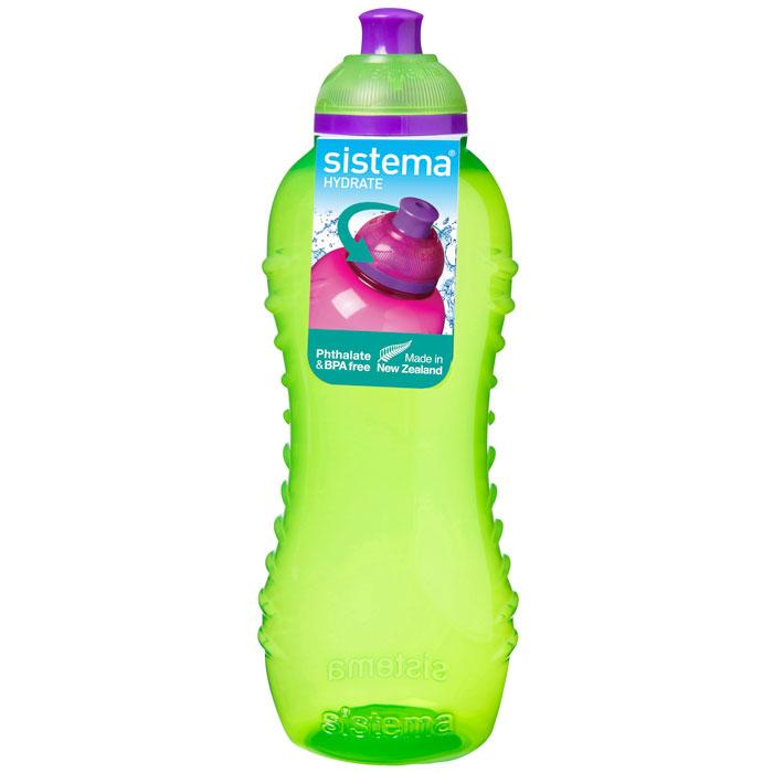 Бутылка для воды Sistema HYDRATE 460мл785NWМногоразовая бутылка вместимостью 460 мл пригодится в спортзале, на прогулке, дома, на даче. Герметично закрывается. Именно благодаря простоте и комфорту в использовании, качественным материалам и стильному дизайну, бутылочка для воды с поилкой так популярна. Можно мыть в посудомоечной машине.