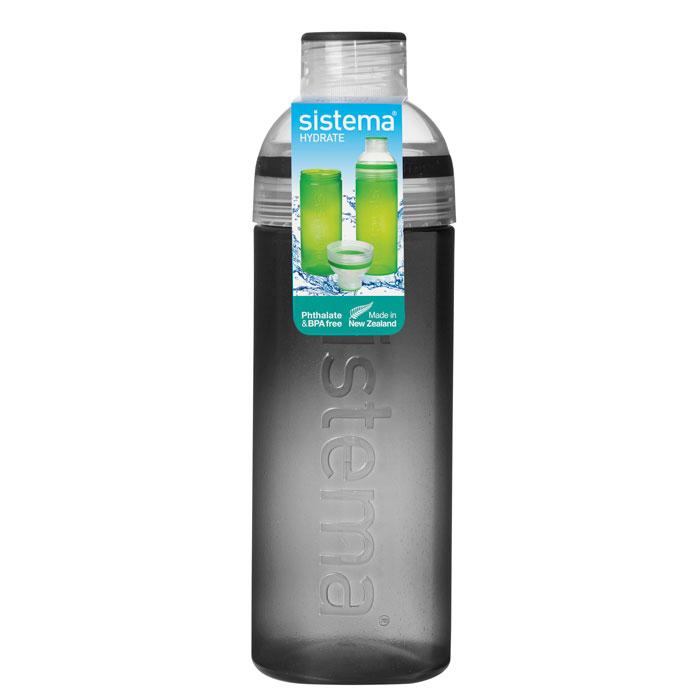 Питьевая бутылка Трио Sistema HYDRATE 700млVT-1520(SR)Многоразовая бутылка вместимостью 700 мл пригодится в спортзале, на прогулке, дома, на даче. Имеет широкое горлышко, идеально подходит для людей, которые хотят добавить лед в свои напитки. Также может быть использована в качестве чашки. Герметично закрывается. Именно благодаря простоте и комфорту в использовании, качественным материалам и стильному дизайну, бутылочка для воды с поилкой так популярна. Можно мыть в посудомоечной машине.