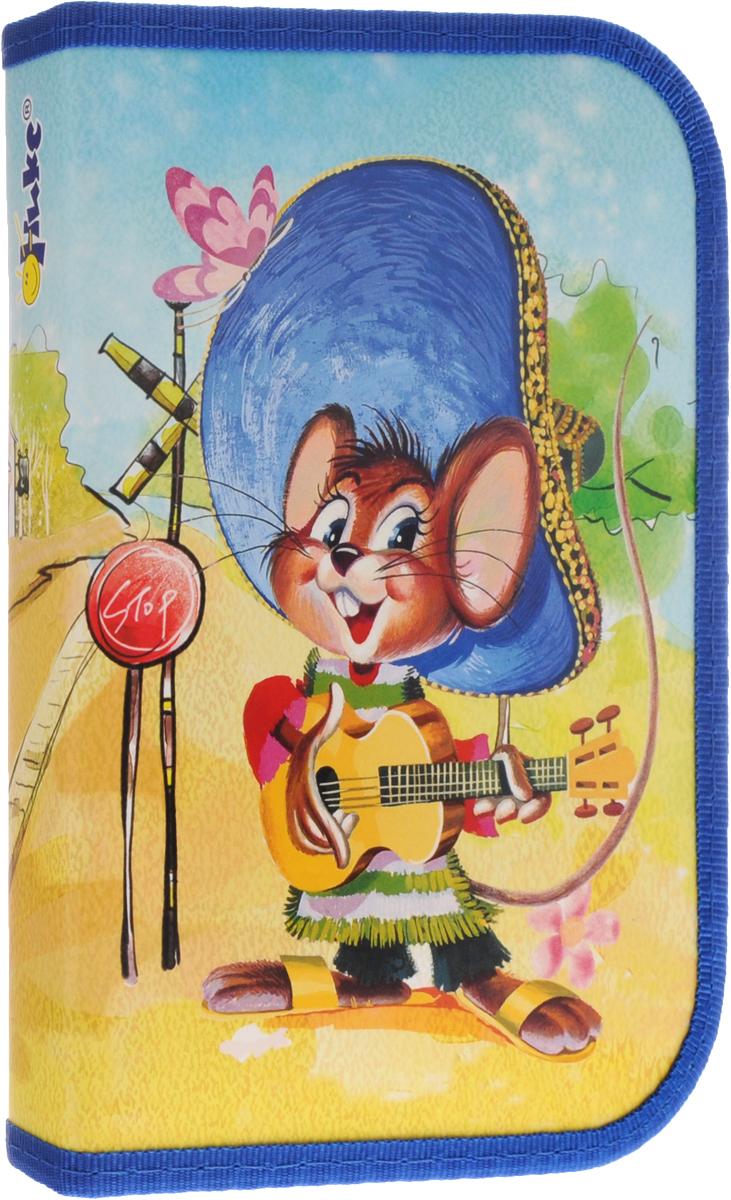 Оникс Пенал Мышонок с гитарой