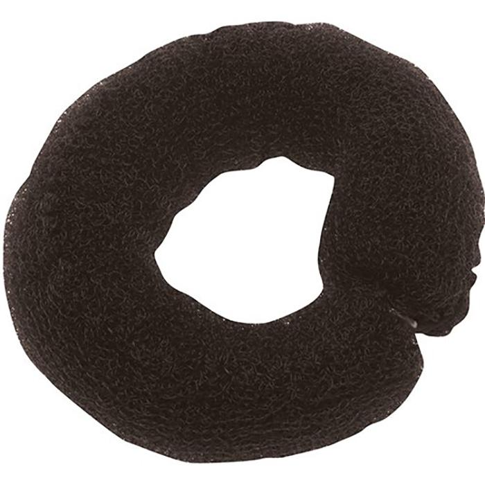 Magic Leverage Валик для волос HOT BUNS, цвет: коричневый