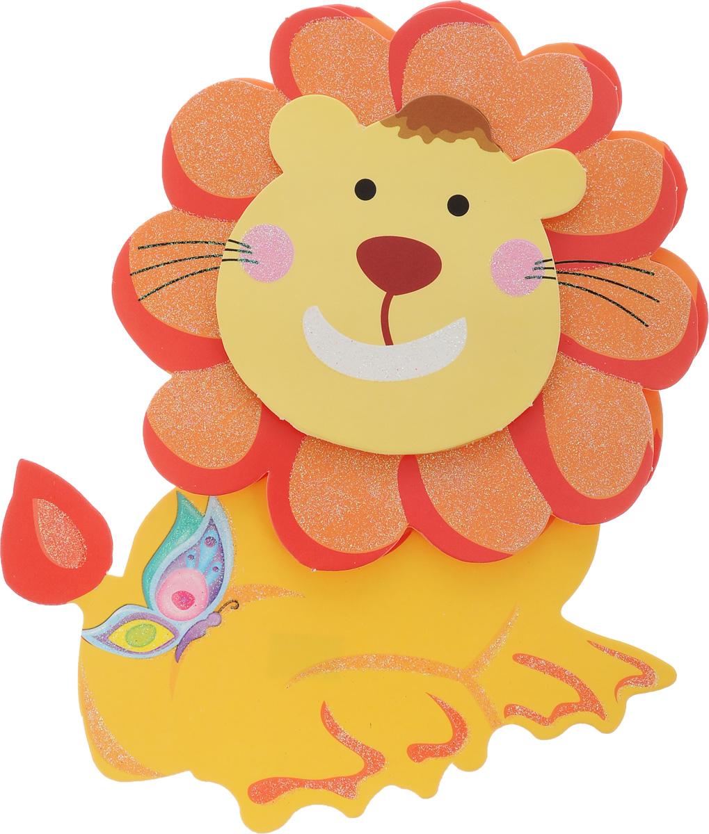 Наклейка декоративная Феникс-Презент Лев, самоклеющаяся, 35,5 х 25 см300194_белый/дом, продуктыДекоративная наклейка Феникс-Презент Лев поможет украсить вашдом.Наклейка выполнена ввиде красочного льва.Декоративная наклейка Феникс Лев многоразового использования. Выбравновое место в доме, вы легко сможете переклеить наклейку снова. Наклейка прекрасноукрасит стены, окна, двери, зеркала и другие поверхности. Создайте в своем доме атмосферу тепла, веселья и радости, украшая его всейсемьей.