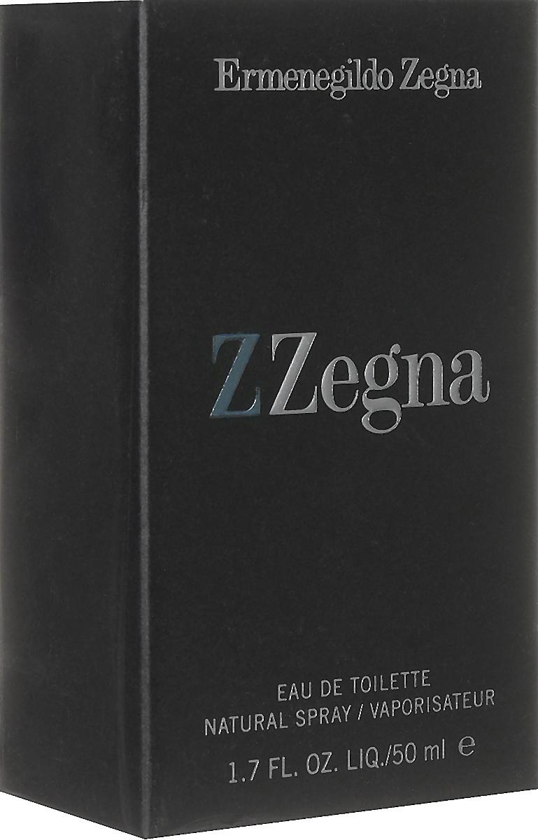 Ermenegildo Zegna Z Zegna Туалетная вода-спрей мужская 50 мл1301210Хедлайнер коллекции, представляющий собой аромат для активных молодых людей, привыкших относиться к каждому дню как к увлекательному приключению и получать от жизни все. Аромат Z Zegna удерживает соблазнительную элегантность и покоряющий дух страстного мужчины, выбирающего для себя спортивный, современный стиль жизни.