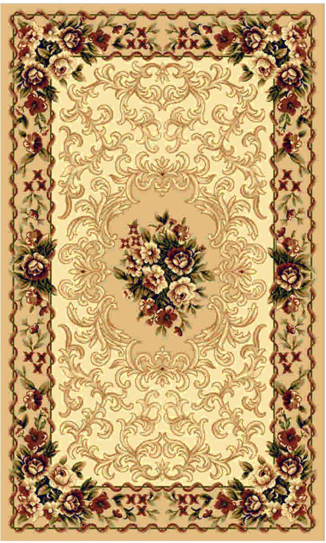 Ковер Kamalak tekstil, прямоугольный, 100 x 150 см. УК-000125051 7_желтыйКовер Kamalak Tekstil изготовлен из прочного синтетического материала heat-set, улучшенного варианта полипропилена (эта нить получается в результате его дополнительной обработки). Полипропилен износостоек, нетоксичен, не впитывает влагу, не провоцирует аллергию. Структура волокна в полипропиленовых коврах гладкая, поэтому грязь не будет въедаться и скапливаться на ворсе. Практичный и износоустойчивый ворс не истирается и не накапливает статическое электричество. Ковер обладает хорошими показателями теплостойкости и шумоизоляции. Оригинальный рисунок позволит гармонично оформить интерьер комнаты, гостиной или прихожей. За счет невысокого ворса ковер легко чистить. При надлежащем уходе синтетический ковер прослужит долго, не утратив ни яркости узора, ни блеска ворса, ни упругости. Самый простой способ избавить изделие от грязи - пропылесосить его с обеих сторон (лицевой и изнаночной). Влажная уборка с применением шампуней и моющих средств не противопоказана. Хранить рекомендуется в свернутом рулоном виде.