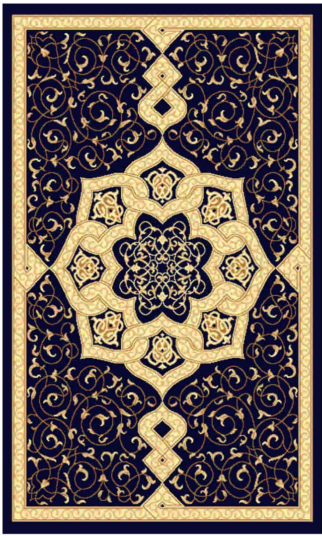 Ковер Kamalak Tekstil, 100 x 150 см. УК-008322073_коричневыйКовер Kamalak Tekstil изготовлен из прочного синтетического материала heat-set, улучшенного варианта полипропилена (эта нить получается в результате его дополнительной обработки). Полипропилен износостоек, нетоксичен, не впитывает влагу, не провоцирует аллергию. Структура волокна в полипропиленовых коврах гладкая, поэтому грязь не будет въедаться и скапливаться на ворсе. Практичный и износоустойчивый ворс не истирается и не накапливает статическое электричество. Ковер обладает хорошими показателями теплостойкости и шумоизоляции. Оригинальный рисунок позволит гармонично оформить интерьер комнаты, гостиной или прихожей. За счет невысокого ворса ковер легко чистить. При надлежащем уходе синтетический ковер прослужит долго, не утратив ни яркости узора, ни блеска ворса, ни упругости. Самый простой способ избавить изделие от грязи - пропылесосить его с обеих сторон (лицевой и изнаночной). Влажная уборка с применением шампуней и моющих средств не противопоказана. Хранить рекомендуется в свернутом рулоном виде.