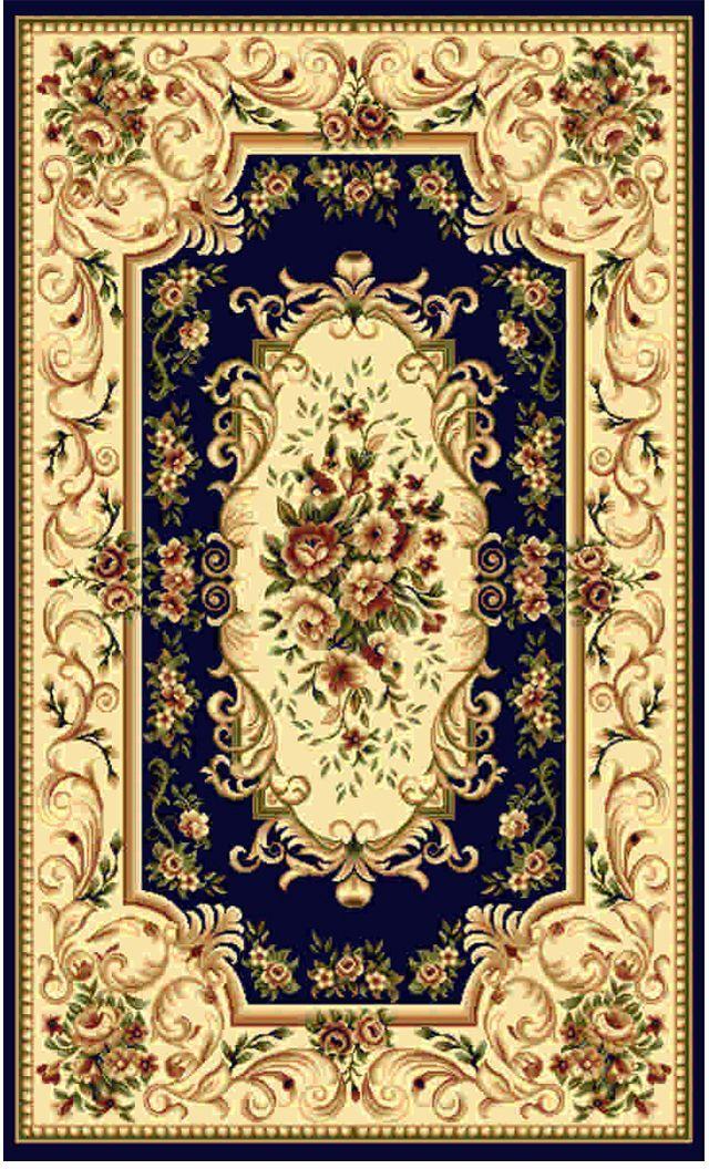 Ковер Kamalak tekstil, прямоугольный, цвет: синий, 50 x 100 см. УК-0507ES-412Ковры-паласы выполнены из полипропилена. Ковры обладают хорошими показателями теплостойкости и шумоизоляции. Являются гиппоалергенными. За счет невысокого ворса ковры легко чистить. Вам придется по душе широкая гамма цветов и возможность гармонично оформить интерьер. Практичный и устойчивый к износу ворс - от постоянного хождения не истирается, не накапливает статическое электричество. Структура волокна в полипропиленовых моделях гладкая, поэтому грязь не может выесться, на ворсе она скапливается с трудом. Полипропилен не впитывает влагу, отталкивает водянистые пятна. Уход: Самый простой способ избавить изделие от грязи – пропылесосить его с обеих сторон (лицевой и изнаночной).Влажная уборка с применением шампуней и моющих средств не противопоказана. Если шерсти и шёлку универсальные чистящие составы не подходят, то для синтетики они придутся в самый раз.Хранить их нужно рулоном, не складывая «салфеткой».При надлежащем уходе синтетический ковёр прослужит долго, не утратив ни яркости узора, ни блеска ворса, ни его упругости.