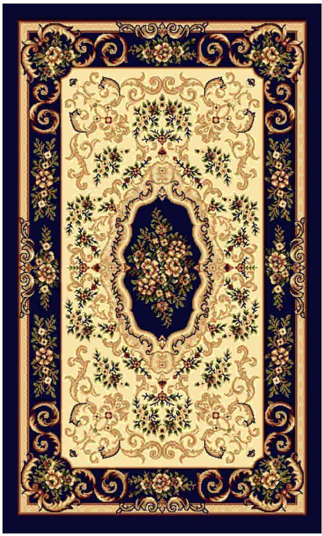Ковер Kamalak tekstil, прямоугольный, 50 x 100 см. УК-0458a030041Ковер Kamalak Tekstil изготовлен из прочного синтетического материала heat-set, улучшенного варианта полипропилена (эта нить получается в результате его дополнительной обработки). Полипропилен износостоек, нетоксичен, не впитывает влагу, не провоцирует аллергию. Структура волокна в полипропиленовых коврах гладкая, поэтому грязь не будет въедаться и скапливаться на ворсе. Практичный и износоустойчивый ворс не истирается и не накапливает статическое электричество. Ковер обладает хорошими показателями теплостойкости и шумоизоляции. Оригинальный рисунок позволит гармонично оформить интерьер комнаты, гостиной или прихожей. За счет невысокого ворса ковер легко чистить. При надлежащем уходе синтетический ковер прослужит долго, не утратив ни яркости узора, ни блеска ворса, ни упругости. Самый простой способ избавить изделие от грязи - пропылесосить его с обеих сторон (лицевой и изнаночной). Влажная уборка с применением шампуней и моющих средств не противопоказана. Хранить рекомендуется в свернутом рулоном виде.