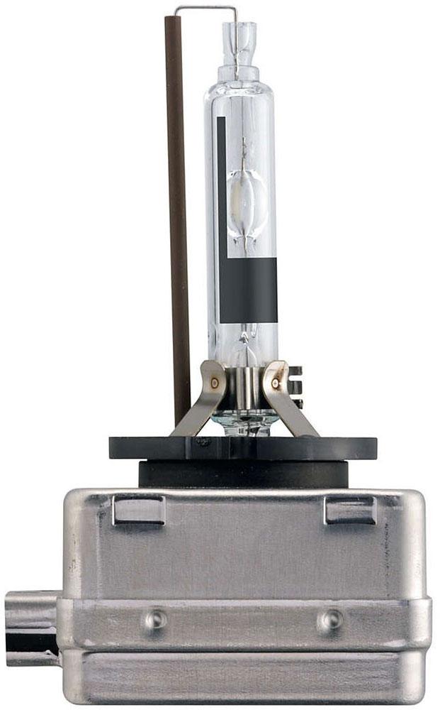 Лампа автомобильная ксеноновая Philips Xenon Vision, для фар, цоколь D3R (PK32d-6), 42V, 35W10503Ксеноновая лампа для автомобильных фар Philips Xenon Vision изготовлена из кварцевого стекла, устойчивого к УФ-излучению. Такое стекло обладает более высокой прочностью (по сравнению с тугоплавким стеклом) и отличается высокой устойчивостью к перепадам температур и вибрации. Например, при попадании влаги на работающую лампу изделие не взрывается и продолжает работать. Лампы выдерживают высокое внутреннее давление, поэтому такое кварцевое стекло обеспечивает более мощный свет. Лампы Xenon HID (High Intensity Discharge - разряд высокой интенсивности) производят в два раза больше света, обеспечивая лучшую видимость на дороге в любых условиях. Интенсивный белый свет ламп Xenon HID, схожий с дневным светом, помогает водителям сохранять концентрацию внимания и быстрее реагировать на препятствия и дорожные знаки, чем при использовании традиционных ламп. Ксеноновые лампы Philips Xenon Vision позволяют заменить одну перегоревшую ксеноновую лампу, так как цветовая температура новой лампы такая же, как у лампы, которую еще не меняли.