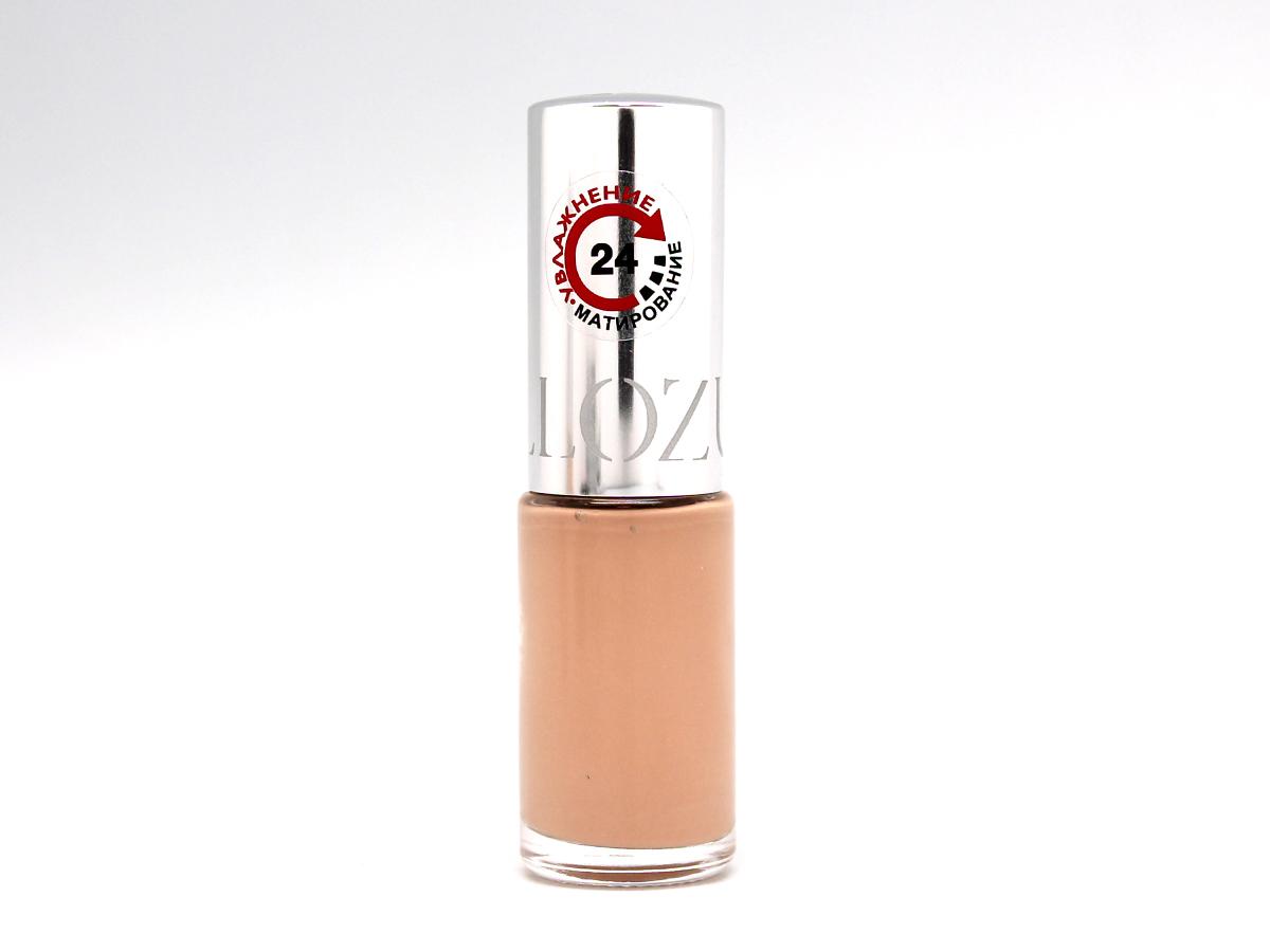 YZ тональное средство Foundation Cream Matt , тон 24, 30 мл vichy тональный флюид teint ideal тон 25 30 мл