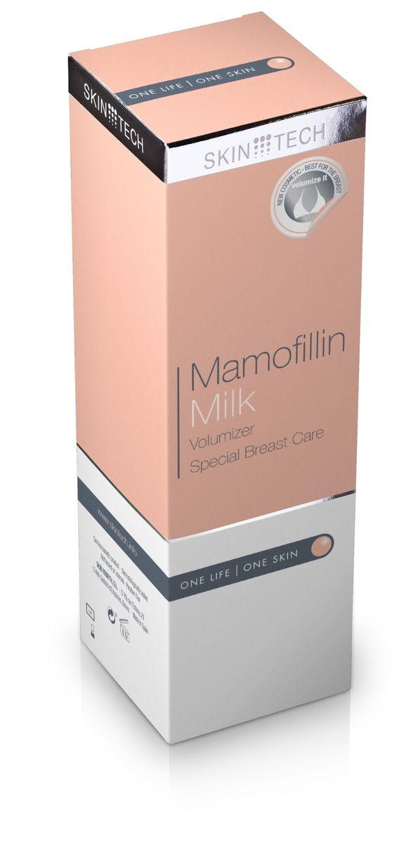 Skin Tech Косметическое молочко для груди Mamofilline, 200 мл72523WDМягкое косметическое молочко для специального ухода за кожей бюста: повышает ее эластичность и упругость, восстанавливает оптимальный уровень увлажненности, уменьшает признаки ослабления кожных тканей. Особое сочетание активных ингредиентов помогает добиться превосходных результатов: улучшить эластичность и уменьшить симптомы ослабления или сухости кожи. Быстро впитывается и не вызывает ощущения жирности или липкости. Показания: рекомендуется после беременности и кормления грудью, во время и после резкой потери веса и в любых других случаях при потере объема груди. Продукт дерматологически тестирован. Не содержит парабенов.