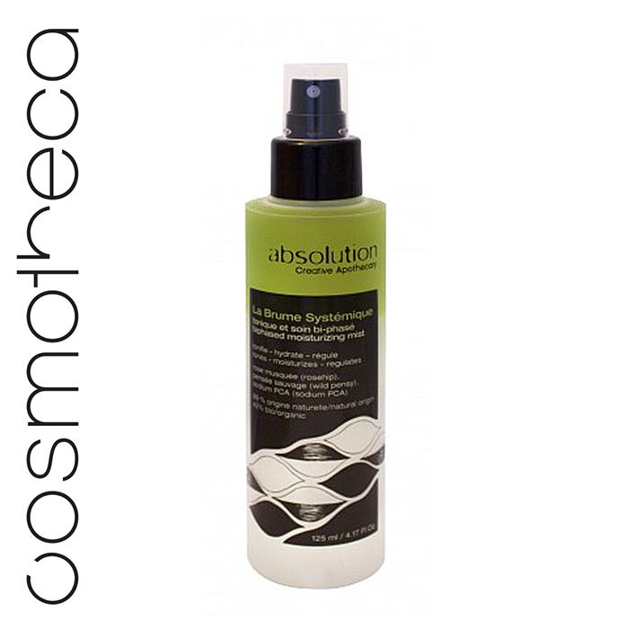 Absolution Двухфазный тоник-спрей 125 млFS-00897Системный тоник – это переходный этап в уходе за кожей, он завершает снятие макияжа и с него начинается нанесение других средств. Двухфазный тоник защищает вашу кожу на всех уровнях. Он не только освежает и придает коже здоровое сияние, но и улучшает ее собственные защитные свойства и делает эффективнее использование других средств. Его двухфазная формула не только тонизирует, но и создает идеальный «микро-климат» для того, чтобы активные вещества попали в глубокие слои кожи, что происходит на второй, масляной фазе, но без эффекта масляной пленки.