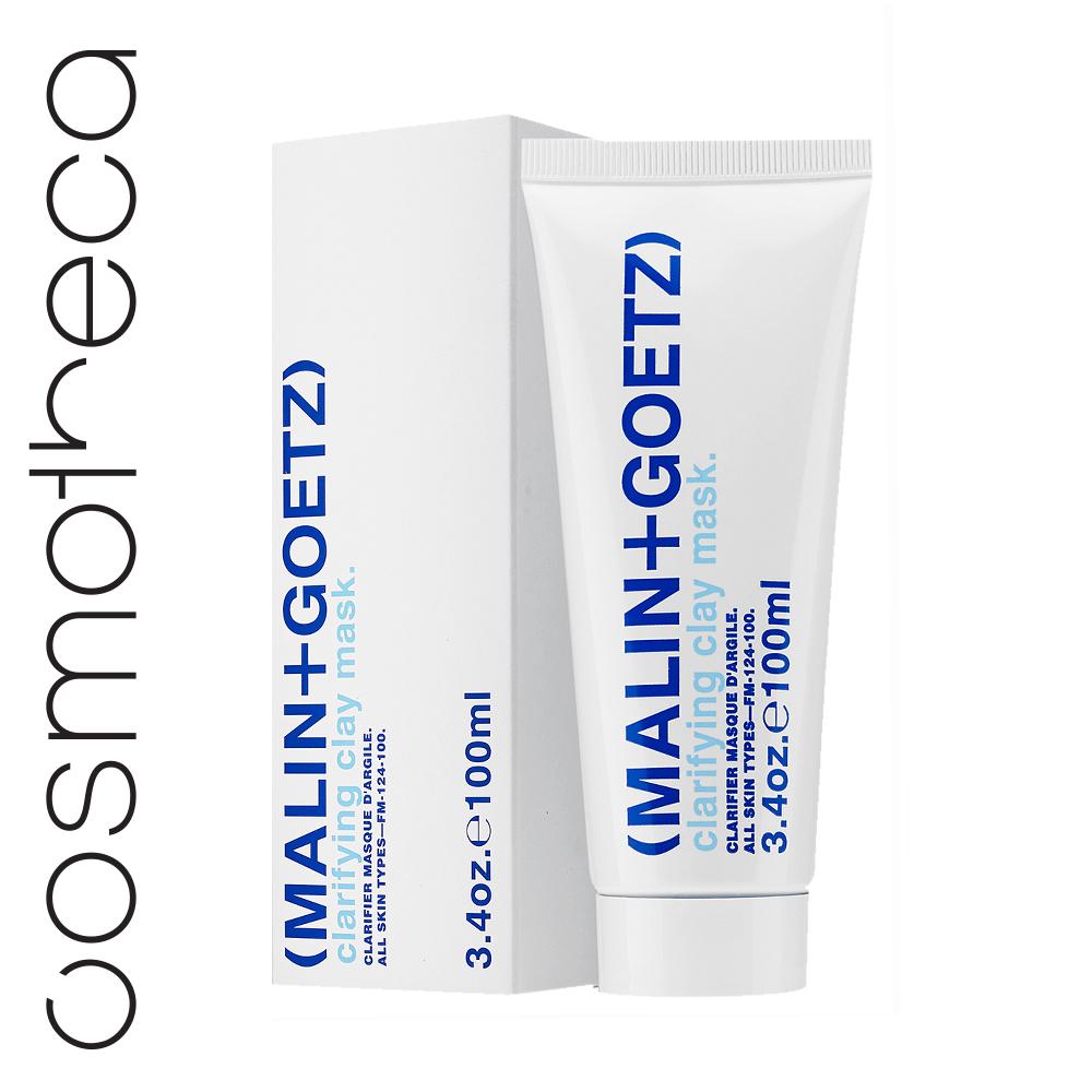 Malin+Goetz Очищающая глиняная маска для лица 100 мл086-31294Глубоко очищающая отшелушивающая маска подходит для всех типов кожи включая особо чувствительную. Если наш бестселлер, Детокс-маска, создана для нормальной и комбинированной кожи, то Очищающая маска с глиной подходит для жирной и проблемной кожи, оказывая на нее эффективное воздействие не вызывая раздражения. Очищенный каолин в составе средства абсорбирует кожное сало и очищает поры от загрязнений, порошок пемзы эффективно отшелушивает отмершие клетки, а гамамелис и арника борются с бактериями и раздражением. За 10 минут маска сужает поры, вытягивает из них загрязнения и улучшает цвет и текстуру кожи, придавая ей свежий и здоровый вид.