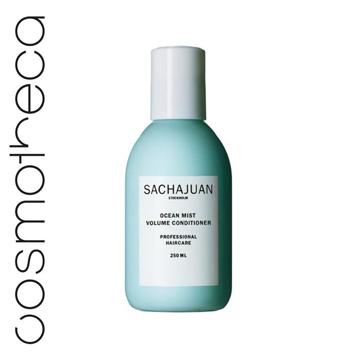 Sachajuan Кондиционер для объема волос Ocean Mist 250 мл47312Кондиционер для объема Ocean Mist с морскими водорослями Ocean Silk и натуральными растительными протеинами придает волосам объем, создавая структуру и укрепляя волосы. Он также эффективно увлажняет и защищает волосы, способствует легкому расчесыванию, делает волосы более пышными на вид, не утяжеляя их.