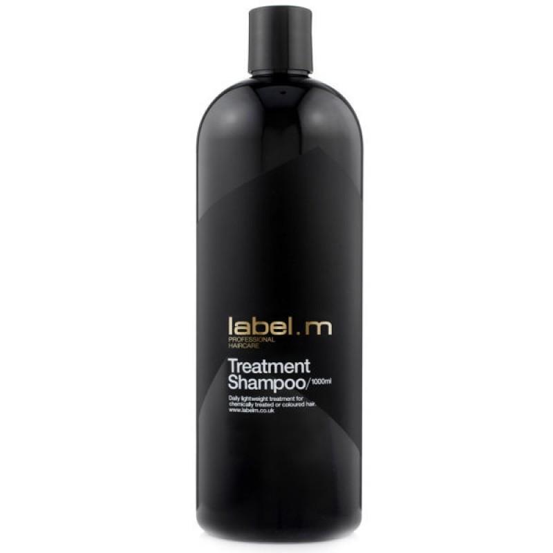 Label.m Шампунь Активный уход, 1000 млMP59.4DЛегкий ежедневный уход за окрашенными волосами и волосами после химической обработки. Протеины сои и овса укрепляют волосы, не перегружая их. Пантенол, биотин и аминокислоты пшеницы увлажняют и придают блеск. Эксклюзивный комплекс Enviroshield защищает волосы от термического воздействия во время укладки и от УФ лучей.