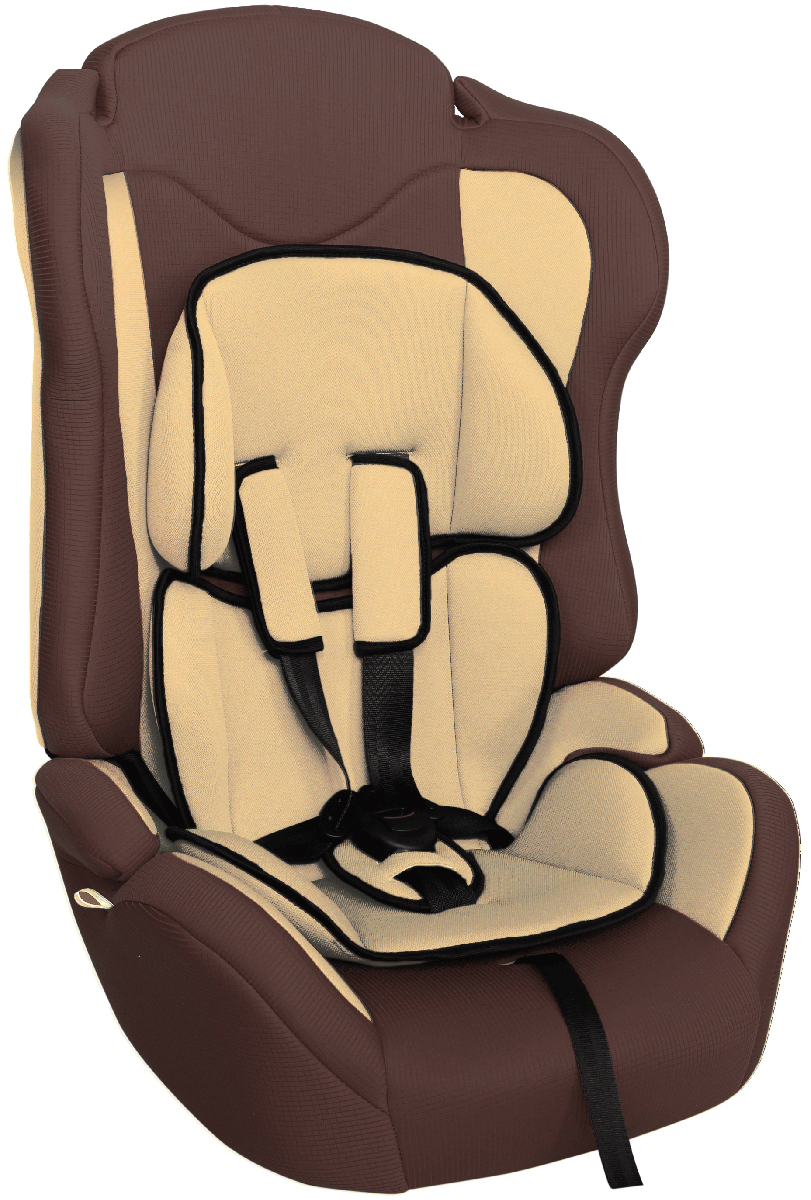 Zlatek Автокресло Atlantic Lux цвет коричневый