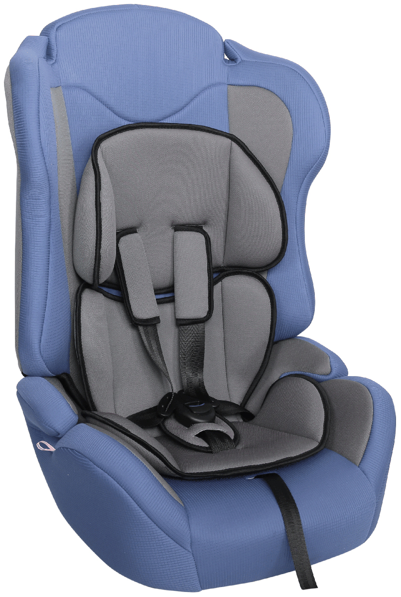 Zlatek Автокресло Atlantic Lux цвет синий