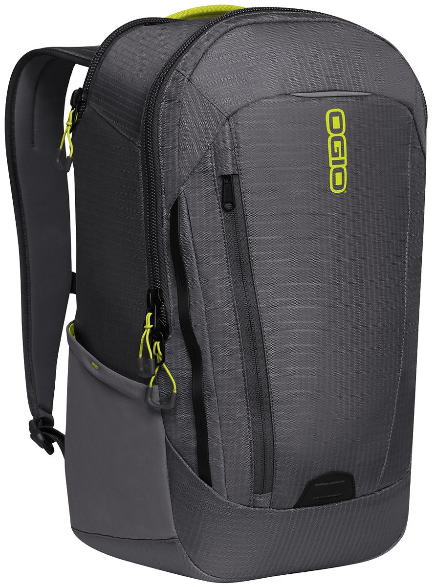 Рюкзак городской OGIO Apollo Pack, цвет: черный, 20 л459-1Рюкзак OGIO Apollo Pack разработан для ярких и модных людей! Он позволит вам взять с собой все необходимое.Этот рюкзак достаточно вместительный, благодаря чему у вас есть возможность взять с собой множество необходимых вещей, и при этом совсем не громоздкий. Множество специализированных карманов помогают распределить вещи в рюкзаке наиболее оптимальным способом, а современный дизайн и отличный внешний вид дополнят ваш образ. OGIO - высокотехнологичный продукт от американского производителя. Вместимые сумки для путешествий, работы и отдыха, специальная коллекция городских сумок для женщин, жесткие боксы под мелкий инвентарь и многое другое.Объем: 20 л.