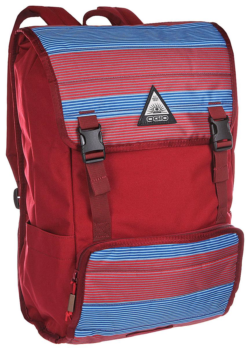 Рюкзак городской Ogio  Ruck 20 Pack , цвет: красный, синий , 21 л - Рюкзаки