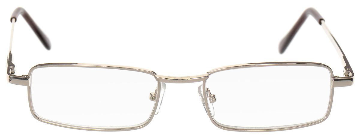 Proffi Home Очки корригирующие (для чтения) 898 Vizzini +1.50, цвет: золотойперфорационные unisexКорригирующие очки, это очки которые направлены непосредственно на коррекцию зрения. Готовые очки для чтения с минусовыми и плюсовыми диоптриями (от -2,5 до + 4,00), не требующие рецепта врача. За счет технологически упрощенной конструкции и отсуствию этапа изготовления линз по индивидуальным параметрам - экономичный готовый вариант для людей, пользующихся очками нечасто, в основном, для чтения.