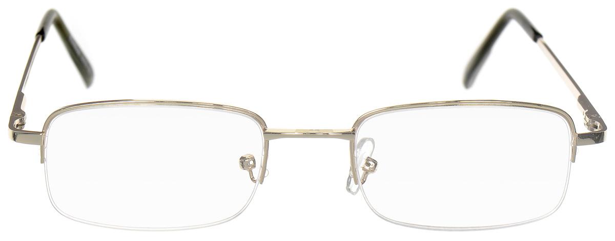 Proffi Home Очки корригирующие (для чтения) 5070 Lanbosi -2.50, цвет: золотой15032030Корригирующие очки, это очки которые направлены непосредственно на коррекцию зрения. Готовые очки для чтения с минусовыми и плюсовыми диоптриями (от -2,5 до + 4,00), не требующие рецепта врача. За счет технологически упрощенной конструкции и отсуствию этапа изготовления линз по индивидуальным параметрам - экономичный готовый вариант для людей, пользующихся очками нечасто, в основном, для чтения.