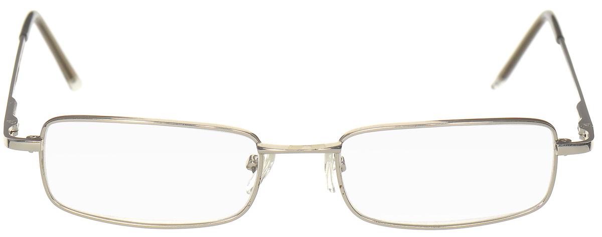 Proffi Home Очки корригирующие (для чтения) 7716 Elife +1.50, цвет: золотойперфорационные unisexКорригирующие очки, это очки которые направлены непосредственно на коррекцию зрения. Готовые очки для чтения с минусовыми и плюсовыми диоптриями (от -2,5 до + 4,00), не требующие рецепта врача. За счет технологически упрощенной конструкции и отсуствию этапа изготовления линз по индивидуальным параметрам - экономичный готовый вариант для людей, пользующихся очками нечасто, в основном, для чтения.
