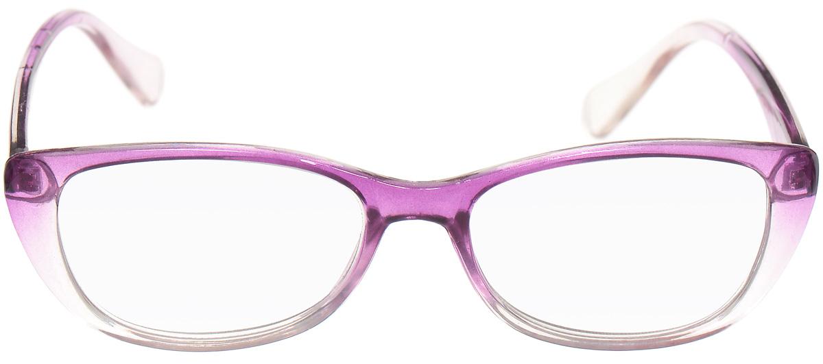 Proffi Home Очки корригирующие (для чтения) 3422 Oscar +3.00, цвет: черныйБУ-00000316Корригирующие очки, это очки которые направлены непосредственно на коррекцию зрения. Готовые очки для чтения с минусовыми и плюсовыми диоптриями (от -2,5 до + 4,00), не требующие рецепта врача. За счет технологически упрощенной конструкции и отсуствию этапа изготовления линз по индивидуальным параметрам - экономичный готовый вариант для людей, пользующихся очками нечасто, в основном, для чтения.