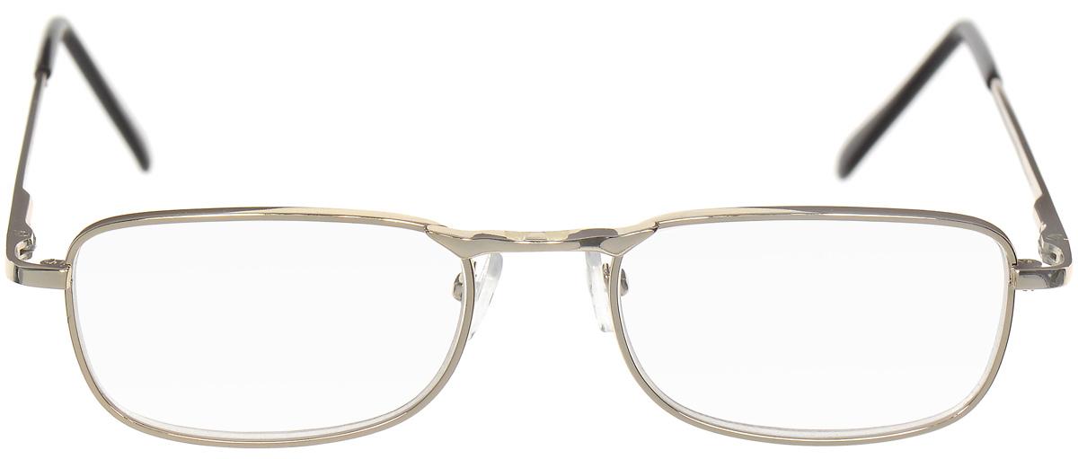 Proffi Home Очки корригирующие (для чтения) 8808 Daier +2.75, цвет: золотойперфорационные unisexКорригирующие очки, это очки которые направлены непосредственно на коррекцию зрения. Готовые очки для чтения с минусовыми и плюсовыми диоптриями (от -2,5 до + 4,00), не требующие рецепта врача. За счет технологически упрощенной конструкции и отсуствию этапа изготовления линз по индивидуальным параметрам - экономичный готовый вариант для людей, пользующихся очками нечасто, в основном, для чтения.
